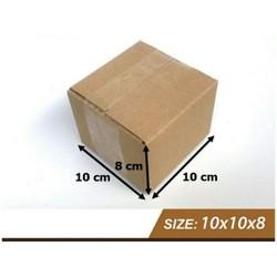 20 thùng  giấy  gói  hàng  10x10x8