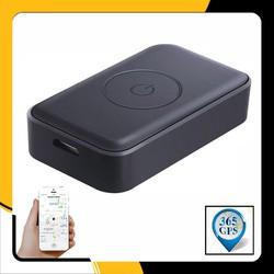 Bộ thiết bị định vị cao cấp N16S tích hợp nghe gọi từ xa - Xài App 365GPS
