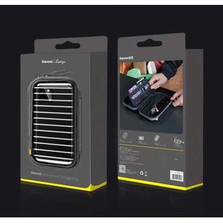 Túi đựng phụ kiện điện thoại Baseus Chống Sốc - Túi đựng phụ kiện Baseus thumbnail