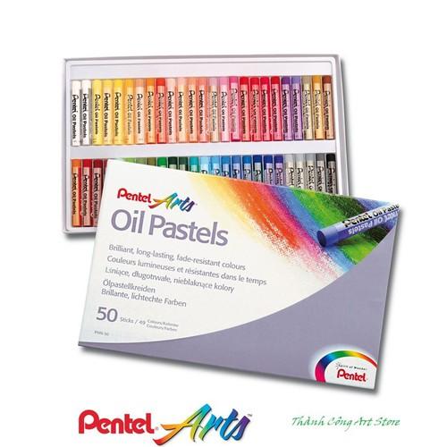Màu sáp dầu pentel, oil pastels, sáp màu - 19917765 , 25093268 , 15_25093268 , 85000 , Mau-sap-dau-pentel-oil-pastels-sap-mau-15_25093268 , sendo.vn , Màu sáp dầu pentel, oil pastels, sáp màu