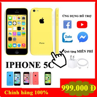 IPHONE 5 QUỐC TẾ - IPHONE 5C IPHONE 5C - 001 thumbnail