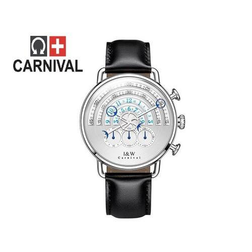 Đồng hồ nam carnival chronograph iw816.111.02 chính hãng - 19920341 , 25096043 , 15_25096043 , 3800000 , Dong-ho-nam-carnival-chronograph-iw816.111.02-chinh-hang-15_25096043 , sendo.vn , Đồng hồ nam carnival chronograph iw816.111.02 chính hãng
