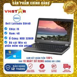Laptop Dell E6440 -Laptop rẻ - Laptop sinh viên - Laptop văn phòng - Laptop cũ - Laptop Gaming - Laptop Mini - Laptop chơi game