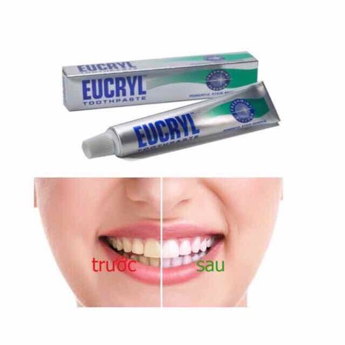 Kem đánh răng eucryl  làm trắng răng từ anh quốc - 19899908 , 25072868 , 15_25072868 , 80000 , Kem-danh-rang-eucryl-lam-trang-rang-tu-anh-quoc-15_25072868 , sendo.vn , Kem đánh răng eucryl  làm trắng răng từ anh quốc