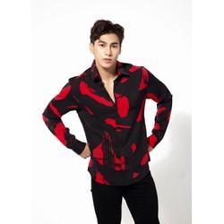 áo sơ mi nam - sơ mi kiểu - sơ mi hàn quốc - áo sơ mi - áo sơ mi - thời trang thiết kế s23