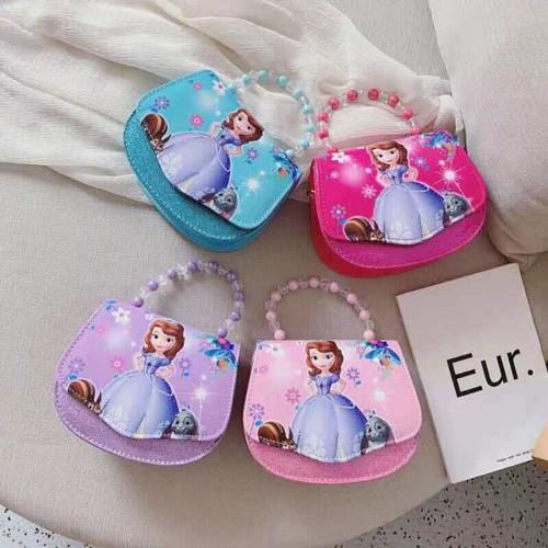 Túi đeo công chúa elsa cho bé gái - 19932587 , 25111088 , 15_25111088 , 95000 , Tui-deo-cong-chua-elsa-cho-be-gai-15_25111088 , sendo.vn , Túi đeo công chúa elsa cho bé gái