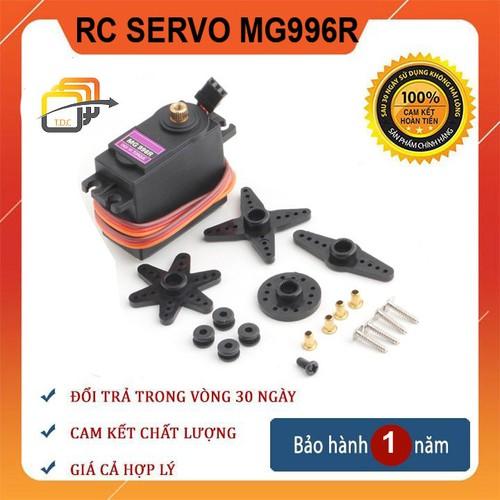 Động cơ servo rc servo mg996r mg996 - 19945914 , 25127552 , 15_25127552 , 84900 , Dong-co-servo-rc-servo-mg996r-mg996-15_25127552 , sendo.vn , Động cơ servo rc servo mg996r mg996