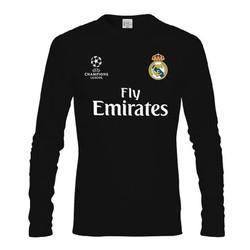 [SIÊU RẺ] ÁO THUN clb Real Madrid đẹp tặng kèm bịt mặt club