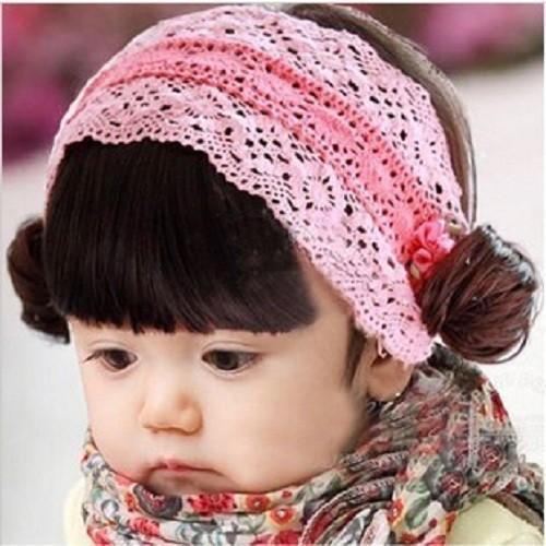 Băng đô tóc giả cho bé gái 0-3 tuổi - 19924363 , 25101762 , 15_25101762 , 125000 , Bang-do-toc-gia-cho-be-gai-0-3-tuoi-15_25101762 , sendo.vn , Băng đô tóc giả cho bé gái 0-3 tuổi