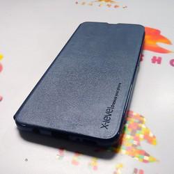 Bao da Samsung Galaxy S10 SM-G973 nắp gập 2 mặt bảo vệ điện thoại - Ốp lưng 2 mặt Samsung S10 chất liệu da cao cấp - Bao Fib - Xlevel
