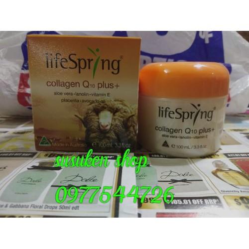 Kem dưỡng da nhau thai cừu chống lao hóa lifespring collagen q10 plus - 19944633 , 25125850 , 15_25125850 , 180000 , Kem-duong-da-nhau-thai-cuu-chong-lao-hoa-lifespring-collagen-q10-plus-15_25125850 , sendo.vn , Kem dưỡng da nhau thai cừu chống lao hóa lifespring collagen q10 plus