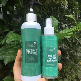 Bộ combo Đinh Hương nhu kích thích mọc tóc là dòng sản phẩm kích thích mọc tọc hiệu quả nhất ngày nay - dhn011 thumbnail