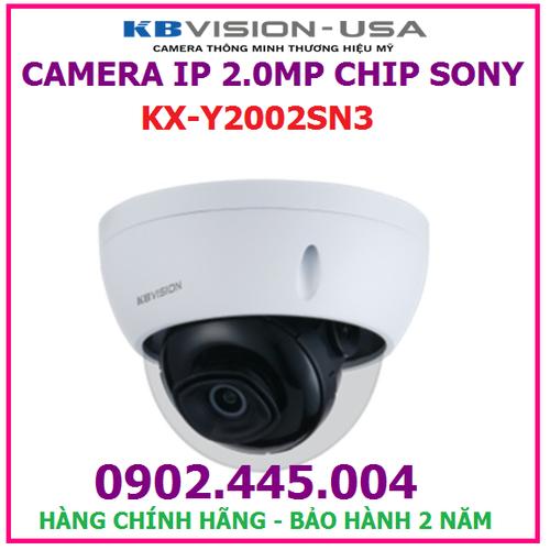 Camera ip 2.0mp kbvision kx-y2002sn3, có hỗ trơ tên miền miễn phí, cảm biến chip sony cho hình ảnh đẹp hơn - 19933361 , 25112129 , 15_25112129 , 1540000 , Camera-ip-2.0mp-kbvision-kx-y2002sn3-co-ho-tro-ten-mien-mien-phi-cam-bien-chip-sony-cho-hinh-anh-dep-hon-15_25112129 , sendo.vn , Camera ip 2.0mp kbvision kx-y2002sn3, có hỗ trơ tên miền miễn phí, cảm biế