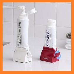 Dụng cụ kẹp kem đánh răng ANYA - kệ kẹp kem đánh răng tiện dụng