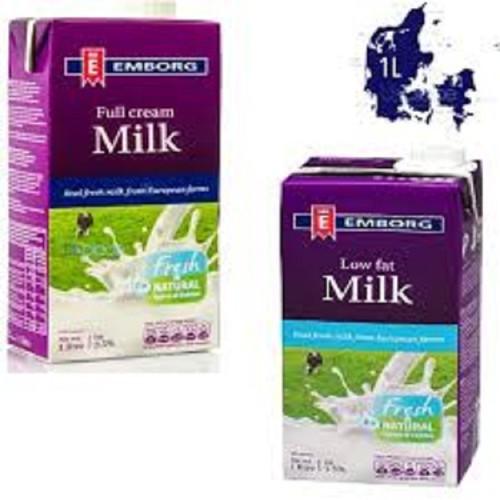 Combo 1 thùng 12 chai sữa tươi nguyên chất tiệt trùng nguyên kem không đường emborg 1l - 19941553 , 25122128 , 15_25122128 , 516000 , Combo-1-thung-12-chai-sua-tuoi-nguyen-chat-tiet-trung-nguyen-kem-khong-duong-emborg-1l-15_25122128 , sendo.vn , Combo 1 thùng 12 chai sữa tươi nguyên chất tiệt trùng nguyên kem không đường emborg 1l