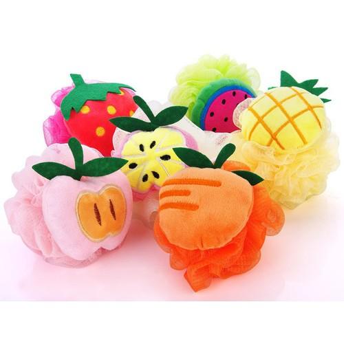 Combo 2 bông tắm trái cây tiện dụng xinh xắn - 19954529 , 25137088 , 15_25137088 , 70000 , Combo-2-bong-tam-trai-cay-tien-dung-xinh-xan-15_25137088 , sendo.vn , Combo 2 bông tắm trái cây tiện dụng xinh xắn