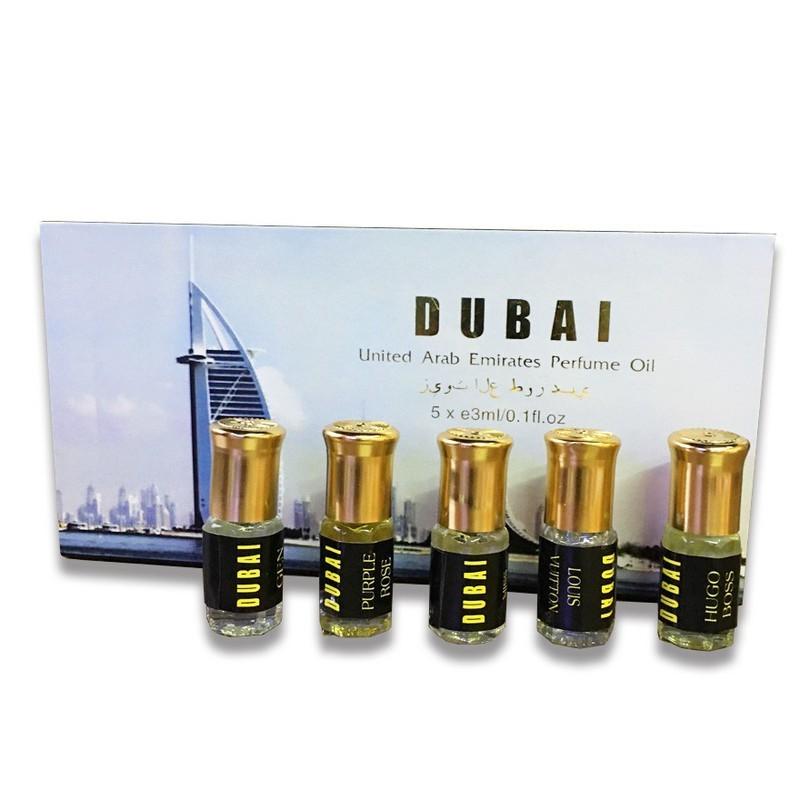 ❤️ GIÁ DÙNG THỬ SIÊU RẺ - Set 5 chai tinh dầu nước hoa DUBAI
