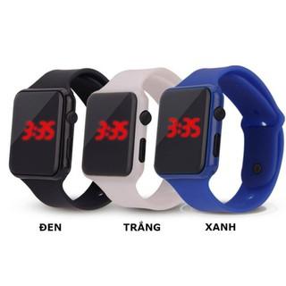 [ giá hủy diệt ] Đồng Hồ đeo tay LED Thời trang Nam - Nữ - Đồng Hồ đeo tay LED 1