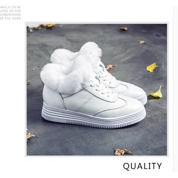 Giày cổ lông cực ấm siêu xinh hk05