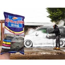 Bột rửa xe không chạm HT3m pha 70L nước