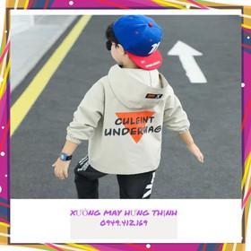 áo khoác cho bé trai từ 5 đến 14 tuổi M282 - M282