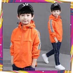 áo khoác bé trai áo khoác cho bé từ 5 đến 14 tuổi M869 - M869