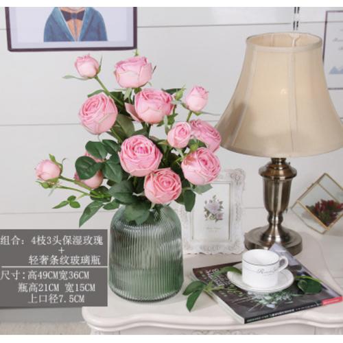 Bình hoa hồng giả trang trí nội thất phòng khách sang trọng - 19950215 , 25132366 , 15_25132366 , 1580000 , Binh-hoa-hong-gia-trang-tri-noi-that-phong-khach-sang-trong-15_25132366 , sendo.vn , Bình hoa hồng giả trang trí nội thất phòng khách sang trọng