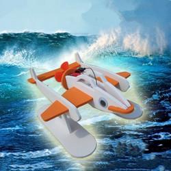 Đồ chơi lắp ghép thủy phi cơ