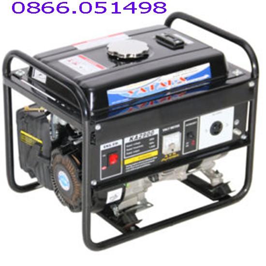Máy phát điện 1.5kw chạy xăng yataka ka-2900