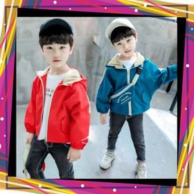 áo khoác cho bé unisex từ 5 đến 14 tuổi M868 - M868