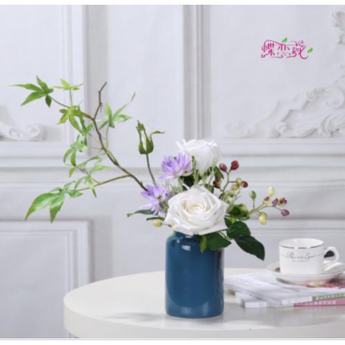 Bình hoa hồng giả trang trí nội thất phòng khách sang trọng - 19958083 , 25141207 , 15_25141207 , 850000 , Binh-hoa-hong-gia-trang-tri-noi-that-phong-khach-sang-trong-15_25141207 , sendo.vn , Bình hoa hồng giả trang trí nội thất phòng khách sang trọng
