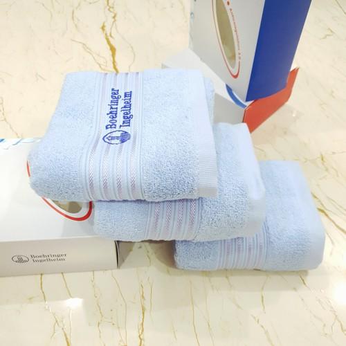 Combo 3 khăn mặt cao cấp 35x80
