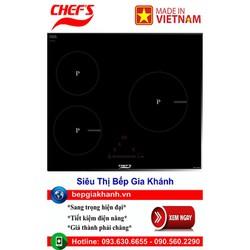 Bếp từ Chefs EH IH535 lắp ráp Việt Nam
