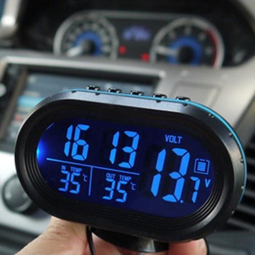 Nhiệt kế cho xe hơi ô tô đồng hồ nhiệt kế xe hơi - 19974706 , 25164867 , 15_25164867 , 250000 , Nhiet-ke-cho-xe-hoi-o-to-dong-ho-nhiet-ke-xe-hoi-15_25164867 , sendo.vn , Nhiệt kế cho xe hơi ô tô đồng hồ nhiệt kế xe hơi