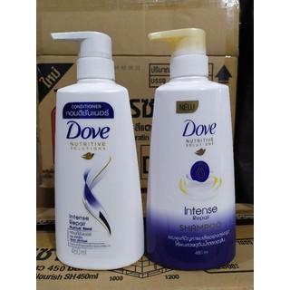 Dầu Gội- Xả Dove Thái Lan 460- 480ml - Dove thumbnail