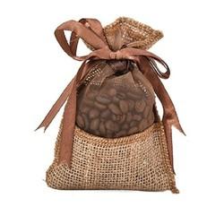 Túi hút ẩm khử mùi phòng khách,ô tô cho ngày tết thơm tho ấm áp- Túi cà phê nguyên hạt 50g
