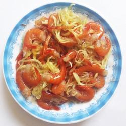 Mắm tôm [tép] trộn đu đủ chua ngọt Tuyết Linh keo 900gam, tép nhiều như hình, thơm ngon đậm đà, uy tín chất lượng hàng đầu.