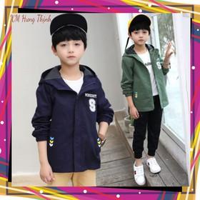 áo khoác trẻ em từ 5 đến 14 tuổi M887 - M887
