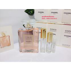 [Chiết 2,5,10ml] Nước Hoa Chanel Coco Mademoiselle EDP – Mẫu Thử mùi