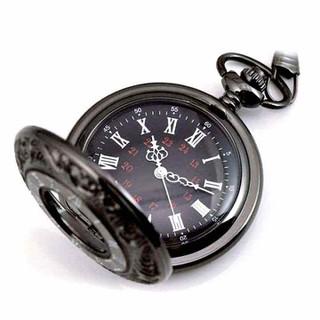 Đồng hồ quả quýt La Mã Đen - QQ LA MÃ thumbnail