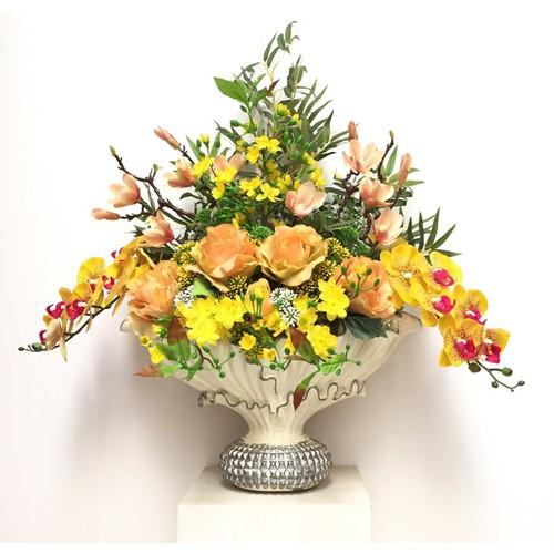 Bình hoa mai vàng trang trí ngày tết - 19971243 , 25158310 , 15_25158310 , 2550000 , Binh-hoa-mai-vang-trang-tri-ngay-tet-15_25158310 , sendo.vn , Bình hoa mai vàng trang trí ngày tết