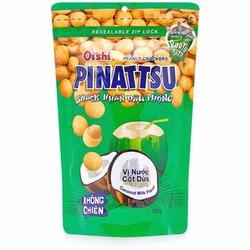 Thanh Hoá - Đậu phộng Pinattsu Oishi cốt dừa 100g