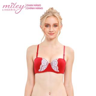 Áo Ngực Cúp Ngang Phối Ren Miley Lingerie BRM04202 - BRM04202 thumbnail