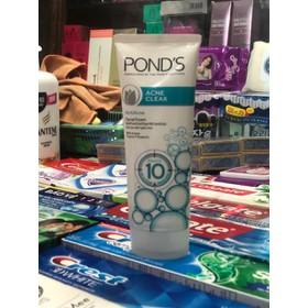 Sữa Rửa Mặt Ngừa Mụn POND'S ANCE CLEAR 100g - POND03