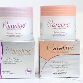 Kem Dưỡng Nhau Thai Cừu Careline Essential Skin Care 100ml - Kem Dưỡng Nhau Thai Cừu