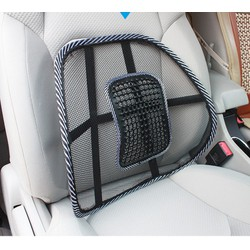 Tấm lưới đệm tựa lưng , tựa lưng ô tô, tựa lưng xe hơi, tựa lưng ghế văn phòng làm việc, không mỏi lưng, thẳng lưng
