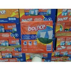 Giấy thơm quần áo Bounce hộp 320 tờ