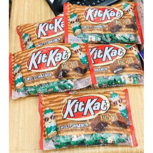 Kẹo socola kitkat mỹ 255g - 19992132 , 25185126 , 15_25185126 , 150000 , Keo-socola-kitkat-my-255g-15_25185126 , sendo.vn , Kẹo socola kitkat mỹ 255g