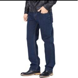 Quần jeans ống suông nam TMD2