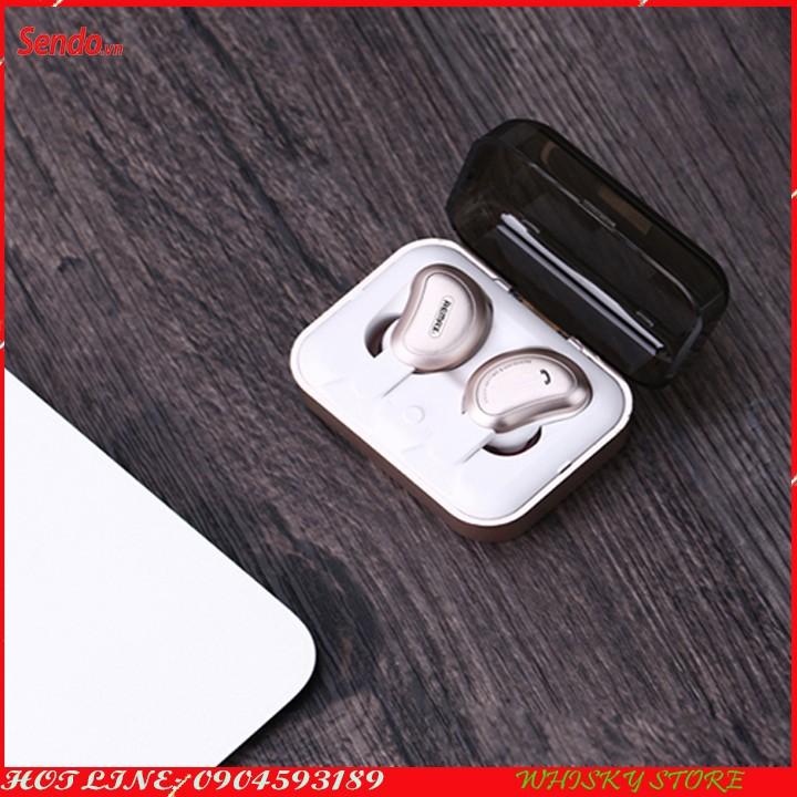 Tai nghe Bluetooth - Tai nghe Bluetooth chính hãng - Tai nghe Bluetooth TWS-1 8